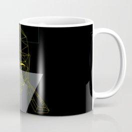 polygon head Coffee Mug
