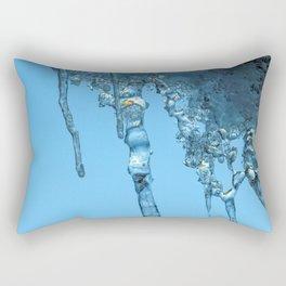 Ice Photo 2 Rectangular Pillow