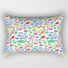 Totti Kids print Rectangular Pillow