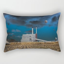 atmosphere · fabrication Rectangular Pillow