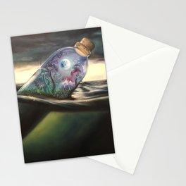 Magic Bottle Stationery Cards