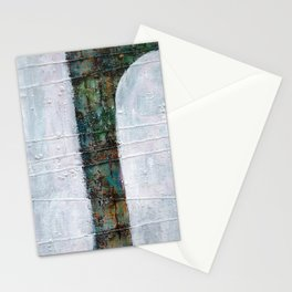 Forest White  Stationery Cards