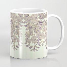 Wisteria - a thing of beauty is a joy forever Coffee Mug