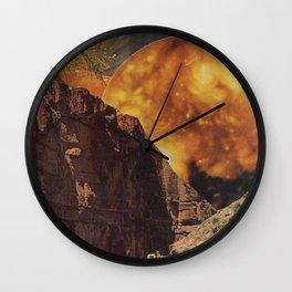 Saturnalia Wall Clock