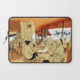 Tivoli cafe Laptop Sleeve