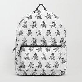 Doodle Pattern No.11 Backpack