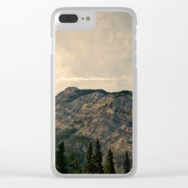 From the Bow River Clear iPhone Case