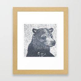 baribal Framed Art Print