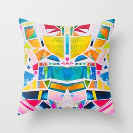 The Returned Throw Pillow