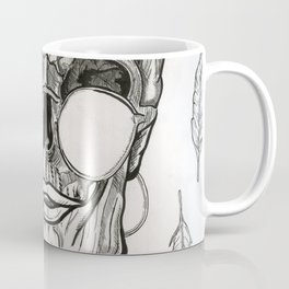 Over My Dead Body Coffee Mug
