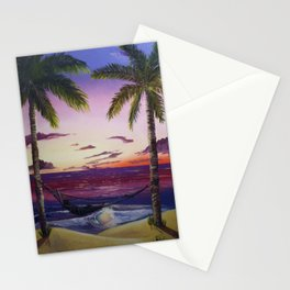 Sleep by the Sea Stationery Cards