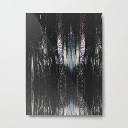 Abstract No 4 Metal Print