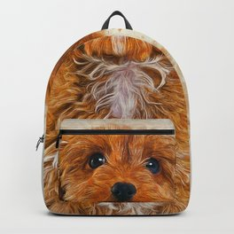 Cockapoo Backpack