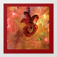 New Orleans Christmas Canvas Print