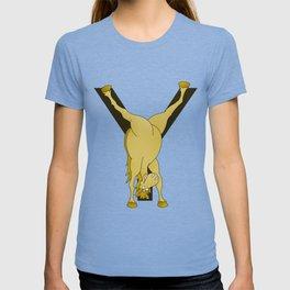 Monogram Y Pony T-shirt
