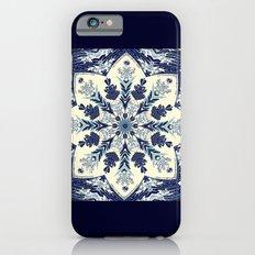 Deconstructed Waves Mandala Slim Case iPhone 6s