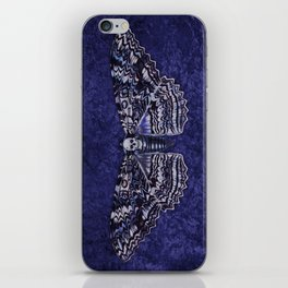 Deathshead Moth iPhone Skin