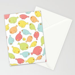 Follow me lads! Stationery Cards