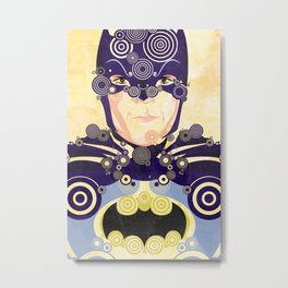The Bat 60 Metal Print