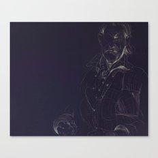 The Dean Canvas Print