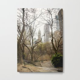 The Idyll Metal Print