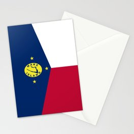 flag of Wake island, Pacific Stationery Cards