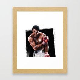 The Greatest Framed Art Print