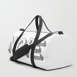 NOPE Duffle Bag
