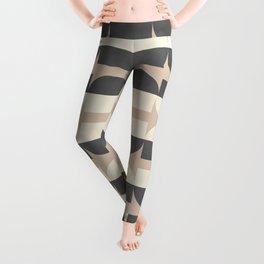 Abstraction_GEOMETRIC_SHAPE_ART_Minimalism_001A Leggings