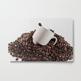 coffee bliss Metal Print