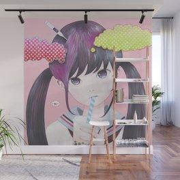 「Sweet Boredom」 Wall Mural