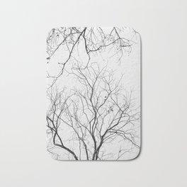 Tree Foliage Bath Mat