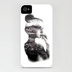 Vagabond // Fashion Illustration iPhone (4, 4s) Slim Case