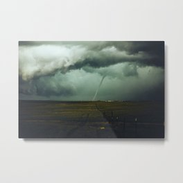 Tornado Alley (Color) Metal Print