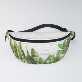 Plants Life Fanny Pack