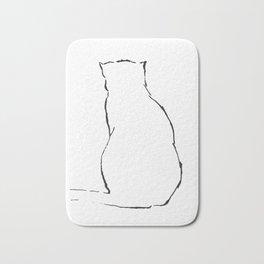 Cat 14 Bath Mat