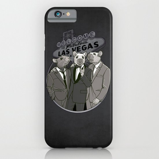 Rat Pack iPhone & iPod Case