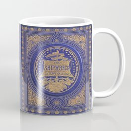 The Shipwreck Book Coffee Mug