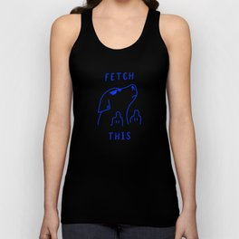 Fetch This Unisex Tank Top