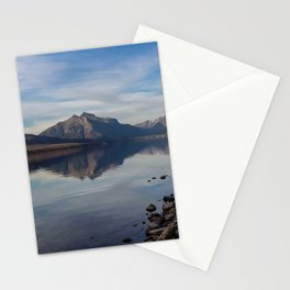 Photos USA Montana Glacier Lake McDonald Nature Mountains Parks Scenery mountain park landscape photography Stationery Cards