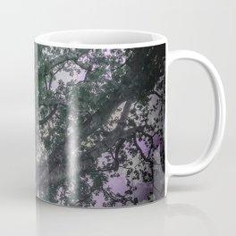 Green and Purple Dreams Coffee Mug