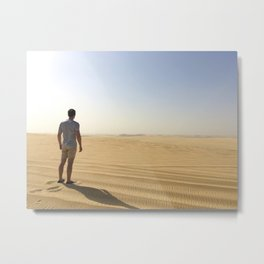 Like a desert Metal Print