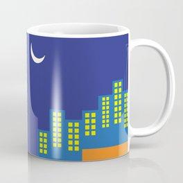Struggle for the night sky Coffee Mug