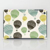 balloons iPad Cases featuring Balloons by spinL