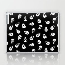 Gossiping Skulls Laptop & iPad Skin