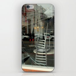 Caution, This Here's Earthquake Country iPhone Skin