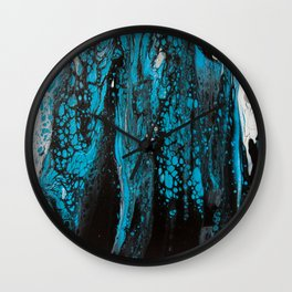 Welcome to my Forest Wall Clock