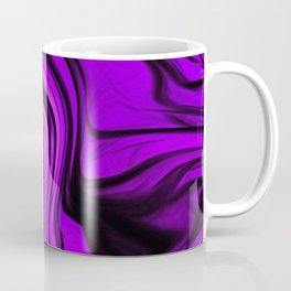 Purple Abstract Desgn Artwork Coffee Mug