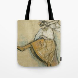 The Russian Dancer Tote Bag