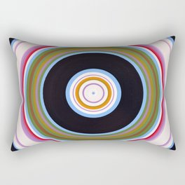 Halo Effect #1 Rectangular Pillow